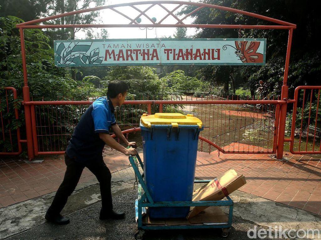 Begini Nasib Taman Martha Tiahahu