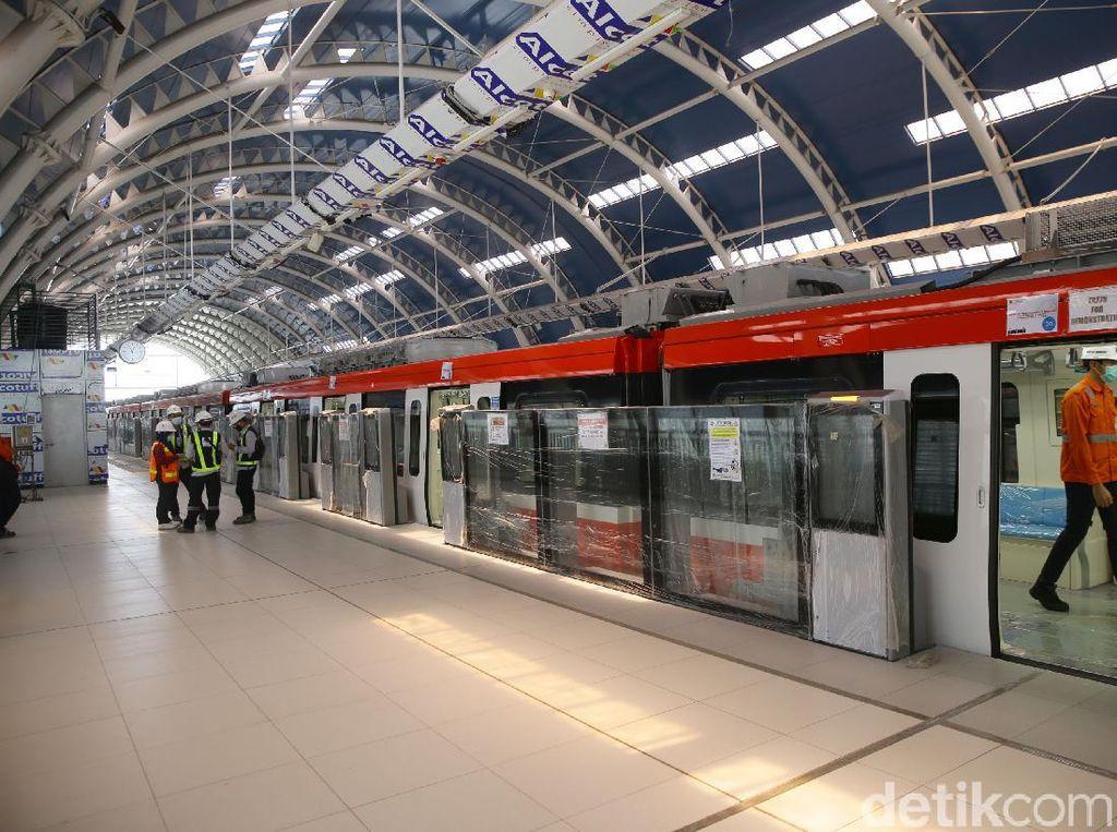 LRT Jabodebek Bisa Dijajal Tahun Depan, Ini 3 Fakta Terkininya
