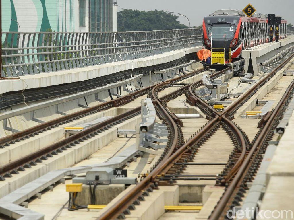 Operasi LRT Jabodebek Molor, Ini Biang Keroknya