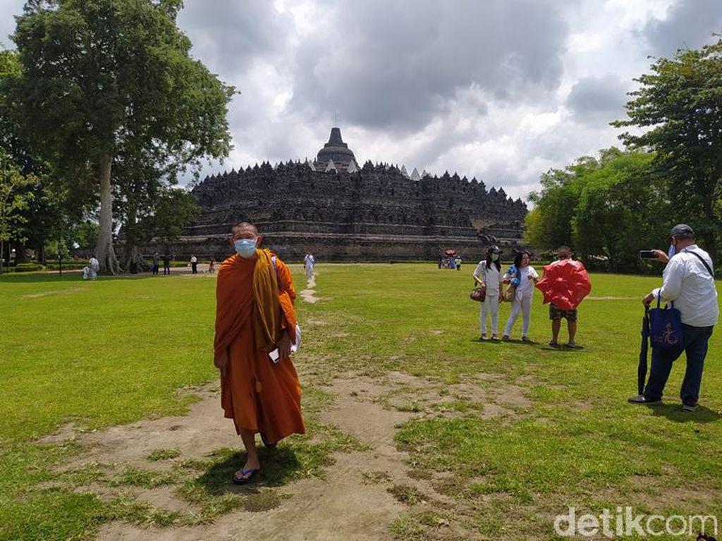 Ada Pesan Mendalam Jokowi dalam Video Candi Borobudur, Apa Itu?