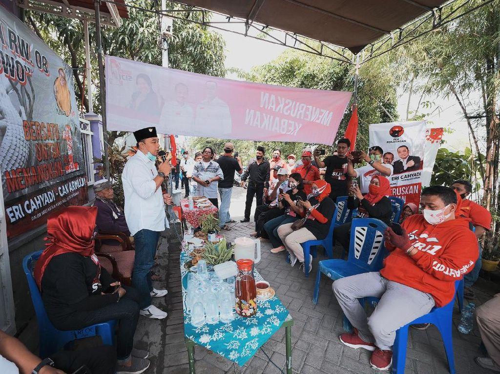 Lapangan Kerja hingga Pemberdayaan UMKM, Jurus Eri Cahyadi Pulihkan Ekonomi