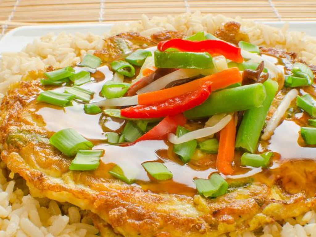 5 Restoran Ini Punya Fuyunghai yang Terkenal Enak