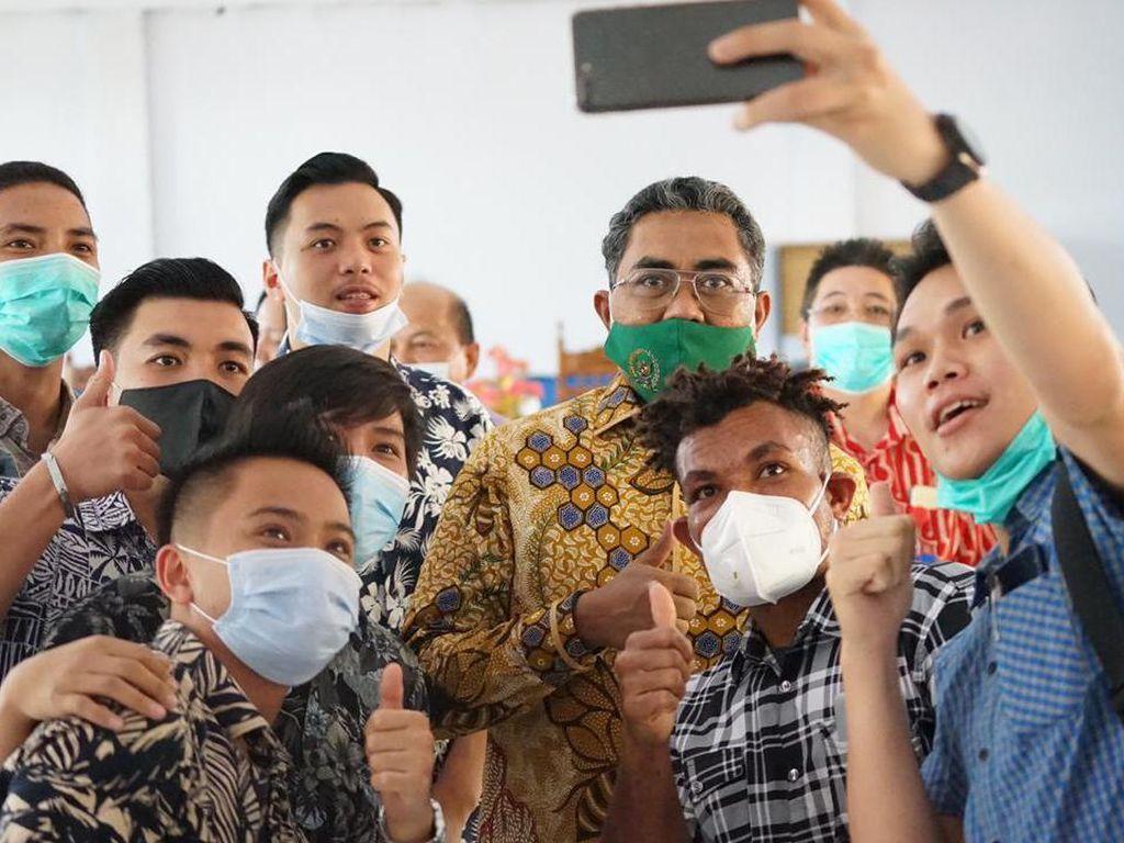 RI Kekurangan Tenaga Medis, MPR Sebut Pendidikan Kedokteran Penting