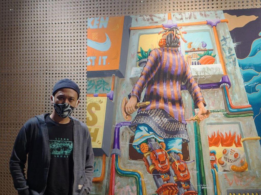 Jogja Art Weeks Tetap Digelar, 4 Seniman Muda Pajang Karya di ARTOTEL