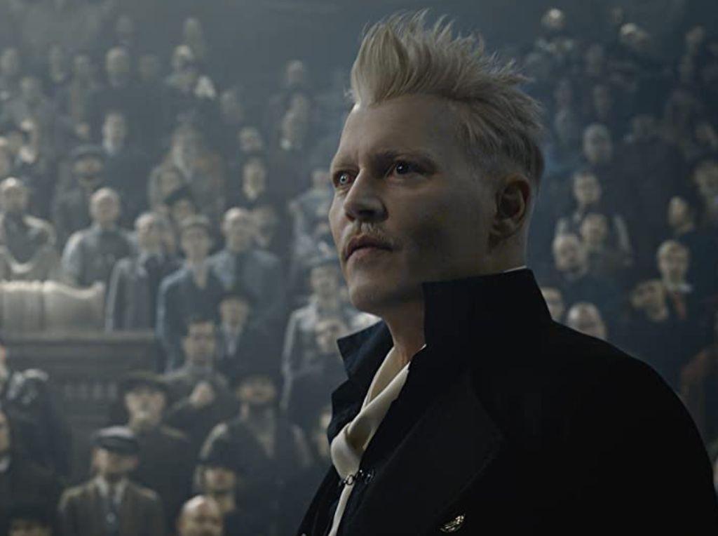 Muncul Petisi Minta Johnny Depp Kembali ke Fantastic Beast