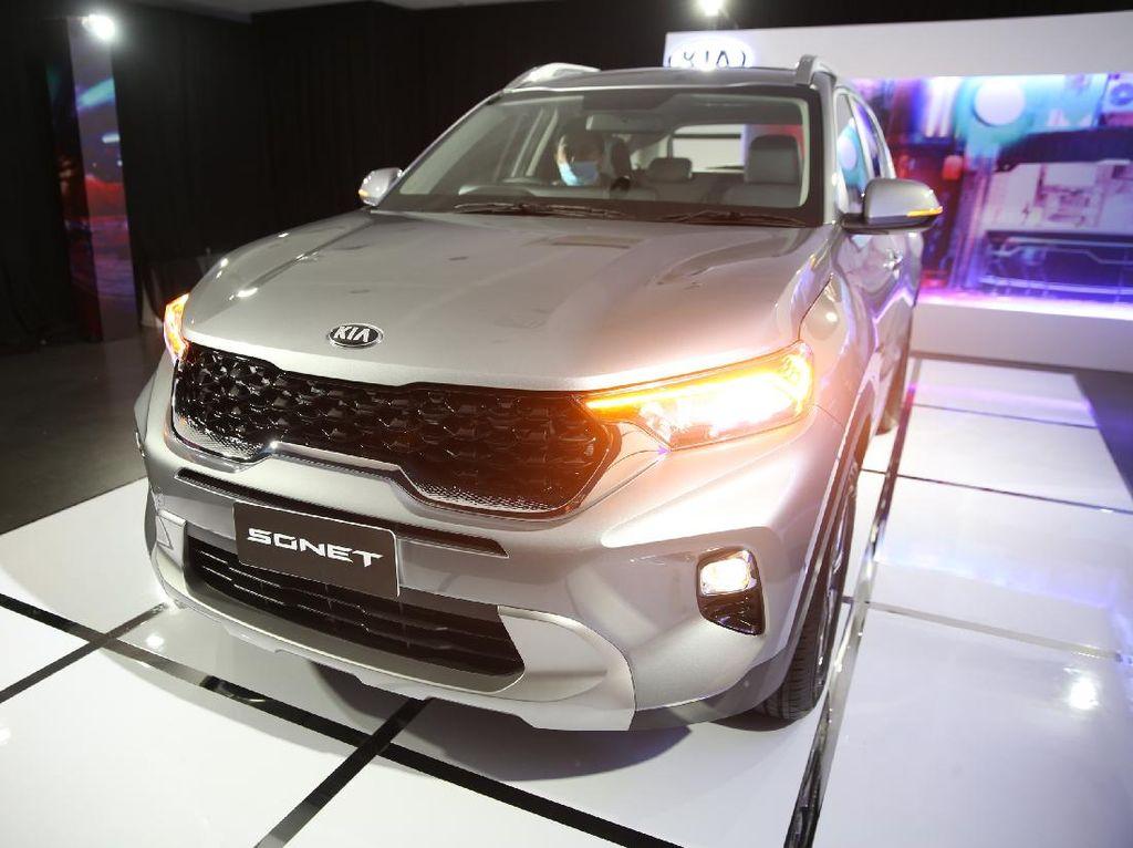 Potret KIA Sonet, SUV Kompak yang Punya Segudang Fitur Canggih