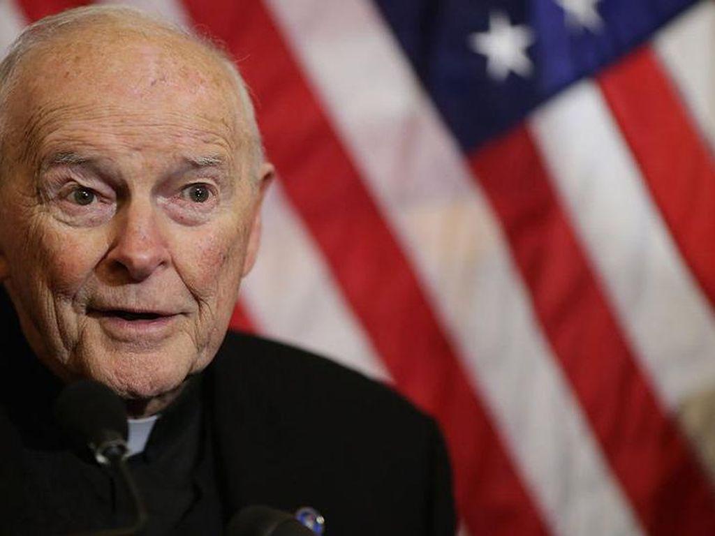 Laporan Vatikan Ungkap 2 Paus Abaikan Tuduhan Pelecehan Seks Kardinal AS