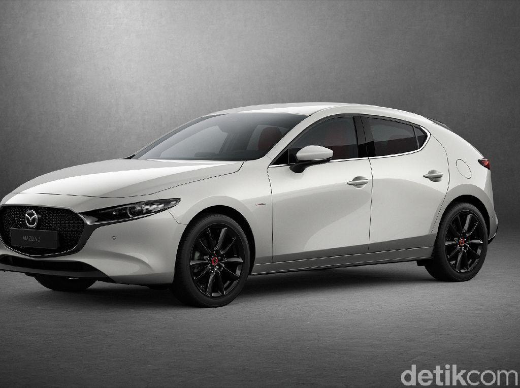 Mazda 3 Edisi Ultah Seabad