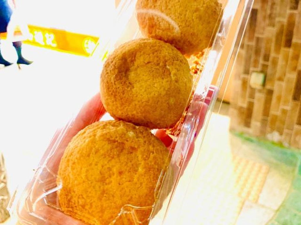 Baru! Melon Pan di Jepang Kini Hadir dengan Isian Daging