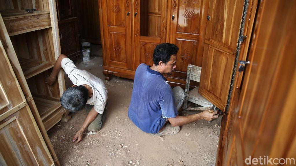UMKM Furnitur Tetap Bertahan di Tengah Resesi