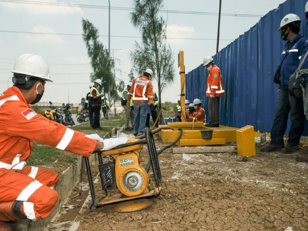 Pembangunan Jargas APBN 2020 Capai 90℅ Per Oktober