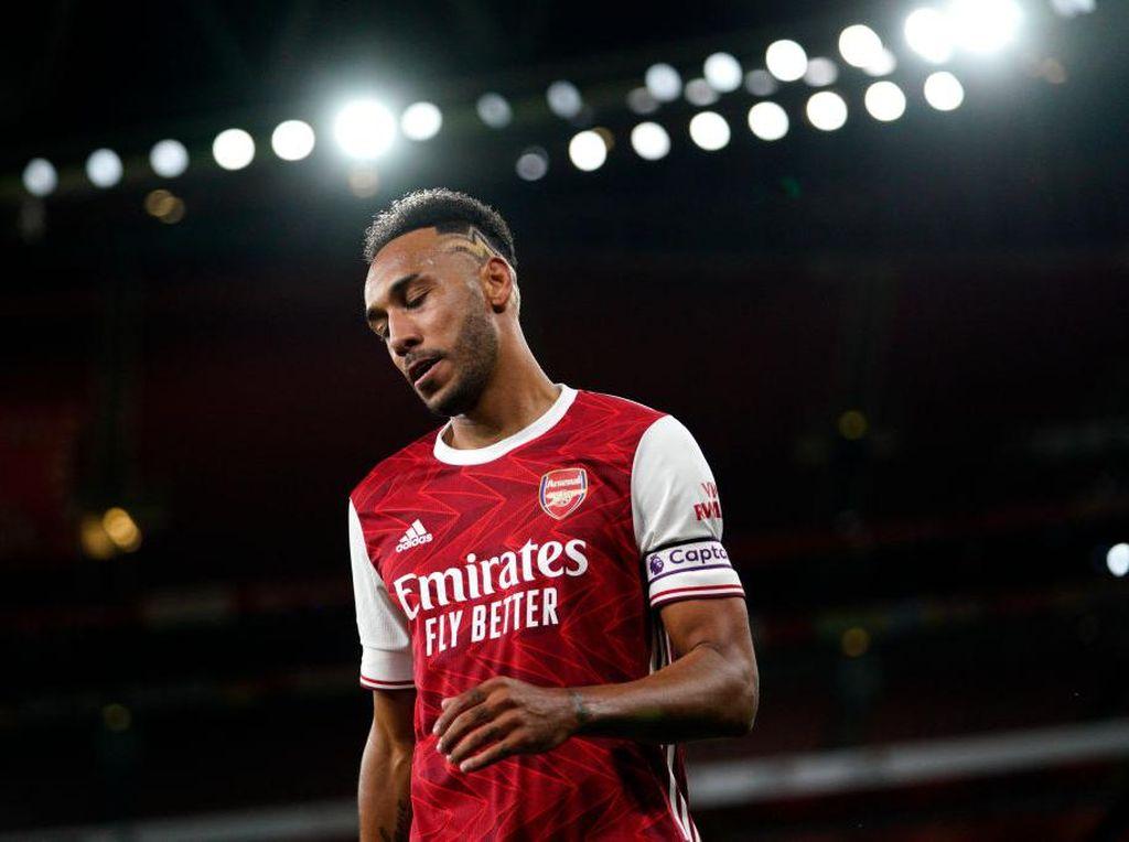 Tottenham Vs Arsenal: Aubameyang Hadapi Barisan Bek Terkuat