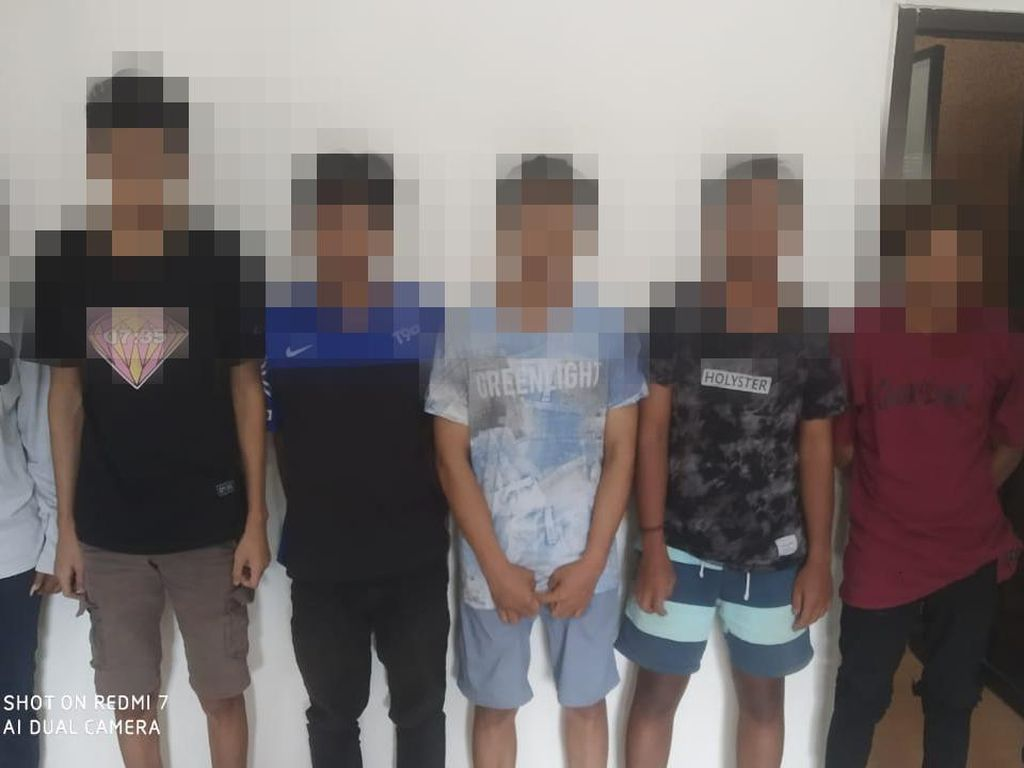 Masa Pandemi Corona, 7 Warga Sumbawa Ditangkap Saat Pesta Narkoba