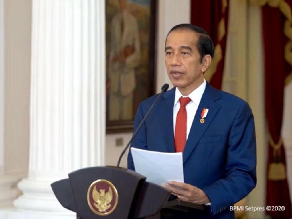 Teken Perjanjian RCEP, Jokowi: Tandai Komitmen Kerja Sama Antarnegara