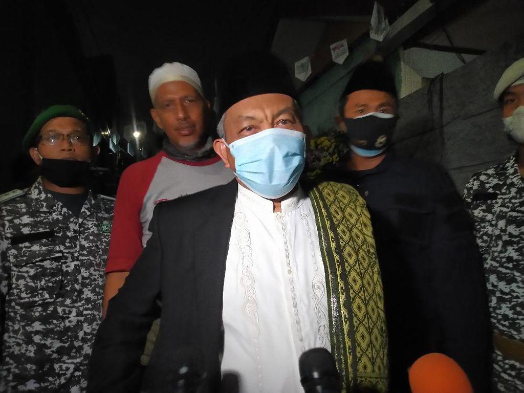 Berkunjung ke Rumah Rizieq, PKS Ngaku Dapat Wejangan