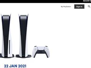 Harga PS5 Rp 7 Jutaan, Ini Tips Biar Kamu Bisa Belinya!