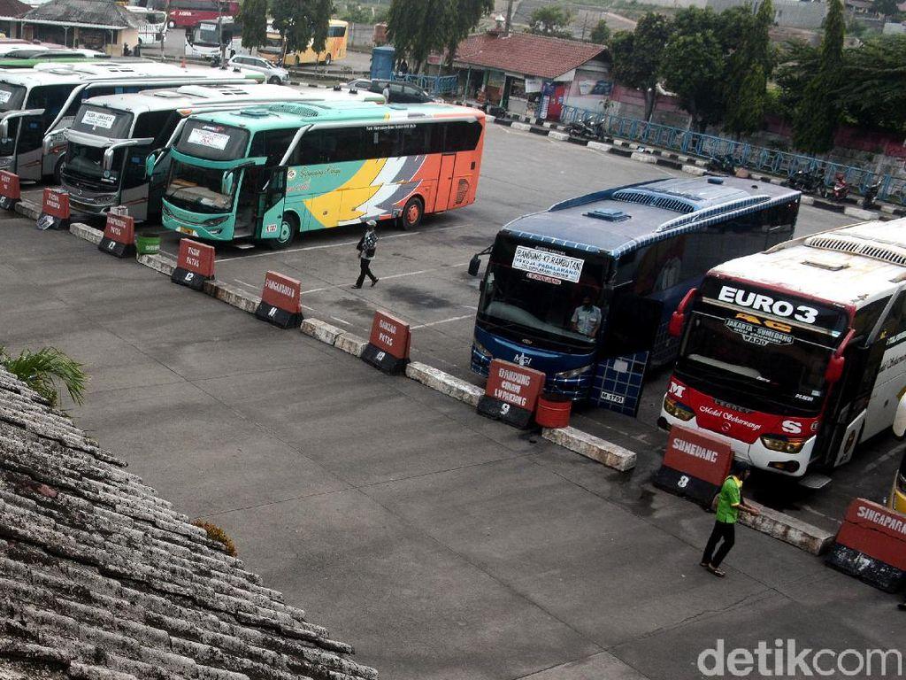 Pemerintah Tak Larang Mudik Lebaran, Pengusaha Bus Semringah
