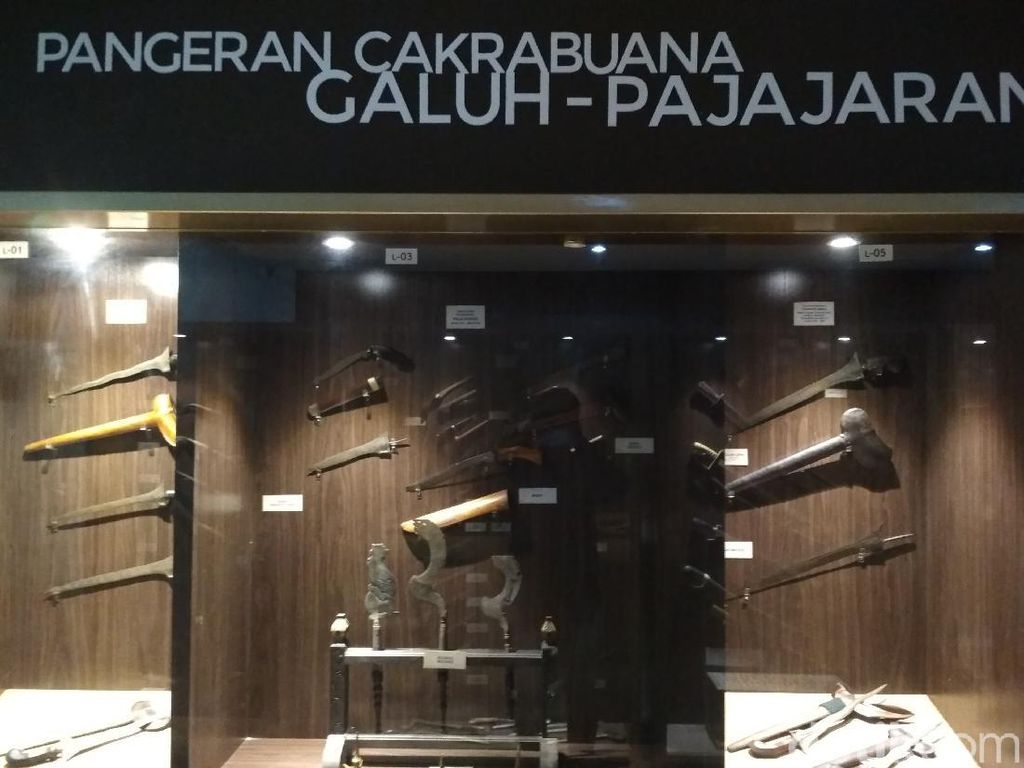 Serpihan Cerita Jakarta di Museum Keraton Kasepuhan Cirebon