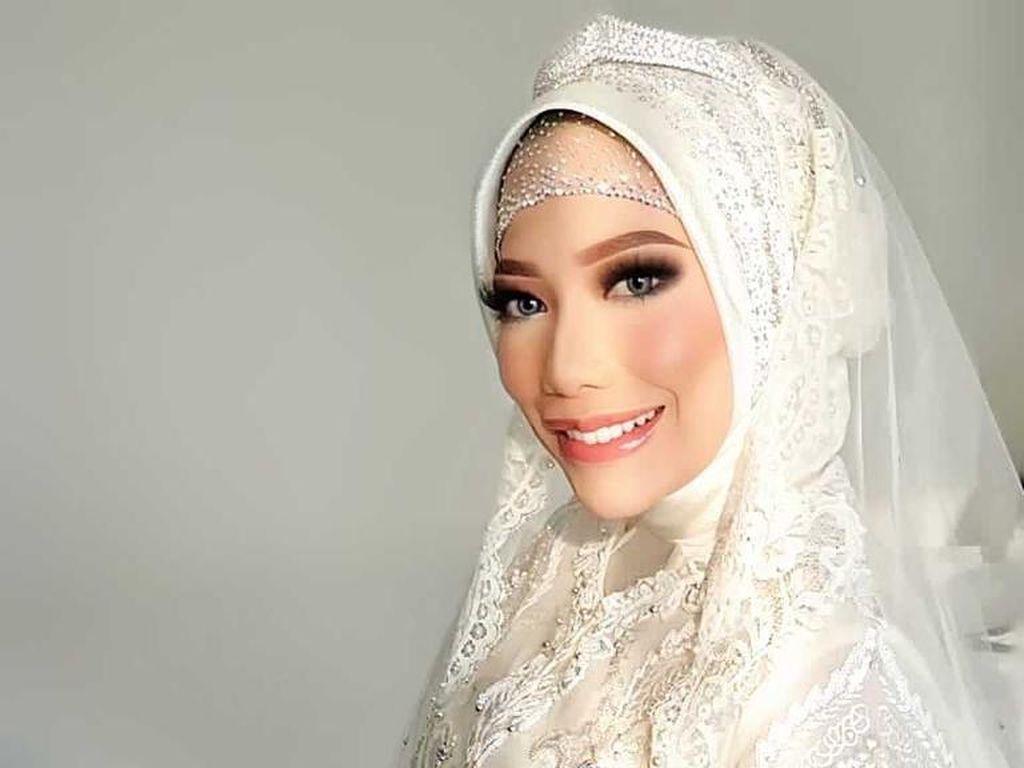 Rahasia Penampilan Cetar Cucu Wapres Maruf Amin Saat Menikah