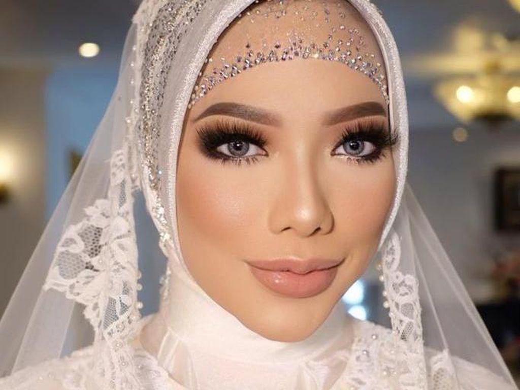 Foto Cantiknya Syaikha Aulia, Cucu Wapres Maruf Amin Saat Menikah