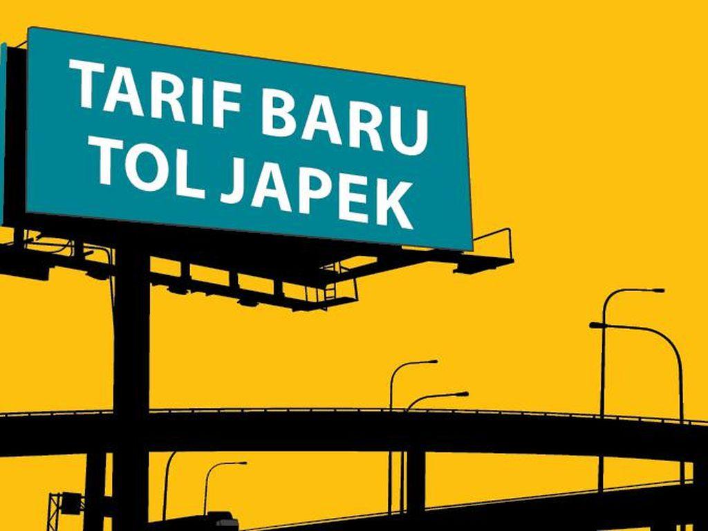 Lengkap! Ini Rincian Tarif Baru Tol Jakarta-Cikampek