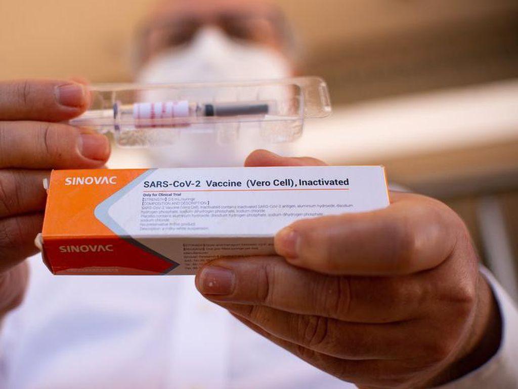 Setujui Sinovac-AstraZeneca, Brasil Siap Lakukan Vaksinasi Nasional