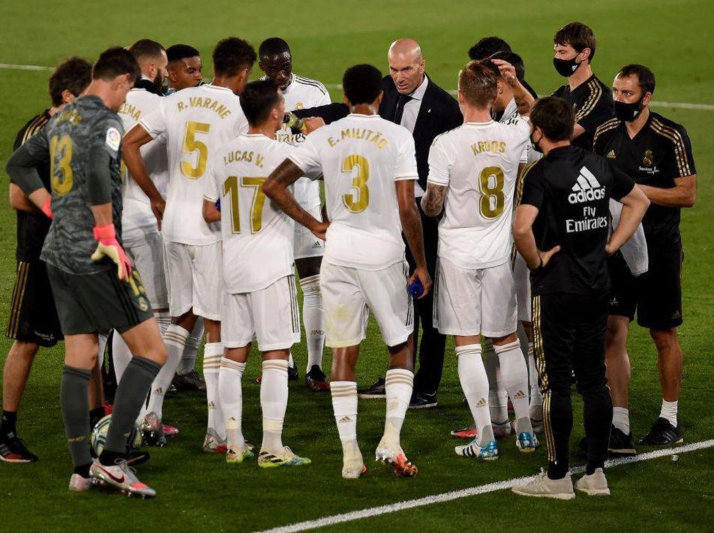 Masalah di Real Madrid Sekarang adalah...