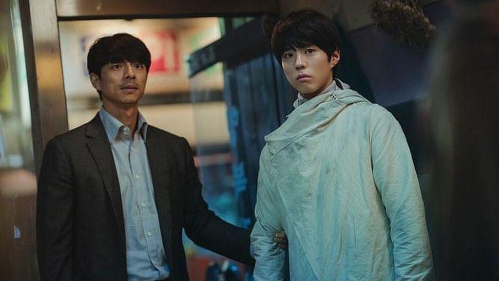 Bocoran Adegan Film Seo Bok, Kolaborasi Gong Yoo dan Park Go Gum