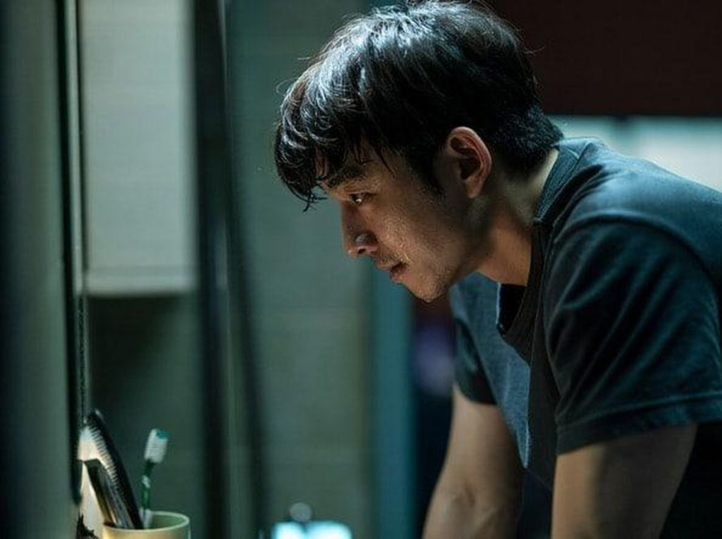 Gong Yoo Bahagia Bebas Mengumpat di Film Seo Bok