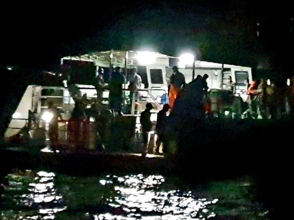Kapal Ambulans Laut di Makassar Bocor, 25 Tenaga Medis Dinkes Dievakuasi