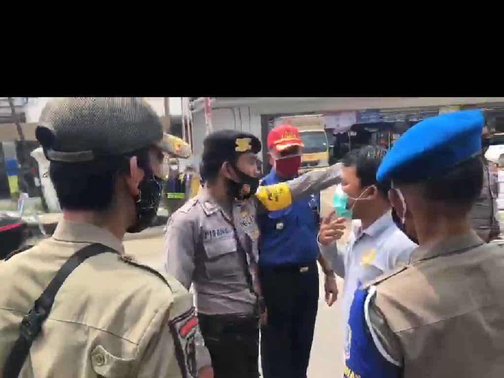 Heboh Adu Mulut Anggota DPRD Vs Polisi, Bagaimana Aturan Masker di Mobil?