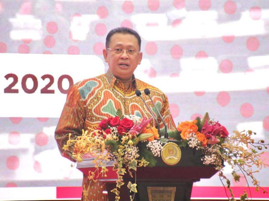 Ketua MPR Dorong Pemerintah Bangun Sirkuit F1 di Bali