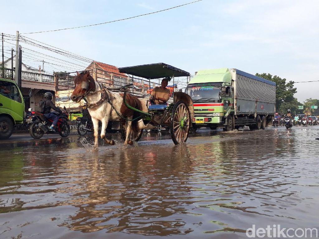 Bertubi-tubi, Selain COVID Pasuruan Juga Berjuang Lawan Kekeringan dan Banjir