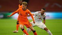 Video Belanda Vs Spanyol Berakhir Tanpa Pemenang