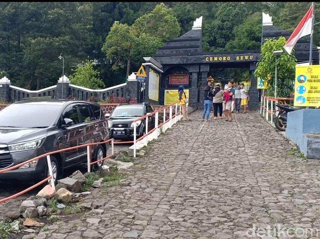 Soal Warga Bojonegoro dan Cepu Dilarang Naik ke Gunung Lawu Hanya Legenda