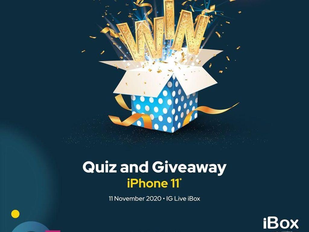 Mau Dapat iPhone 11 Gratis? Begini Caranya