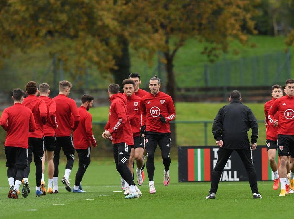 Tenang Saja, Mourinho, Timnas Wales Akan Jaga Bale Baik-baik