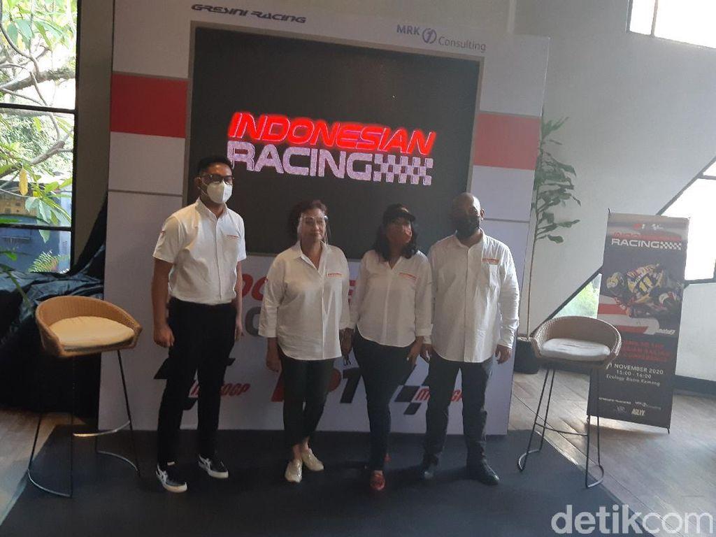 Indonesian Racing Cari Pebalap buat Balapan MotoGP