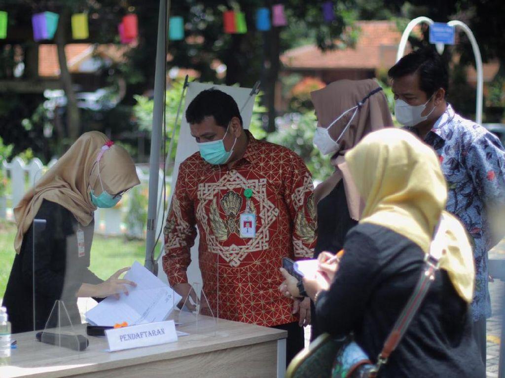 Kemenkes Cek Persiapan Puskesmas Kota Bogor Jelang Vaksinasi COVID-19