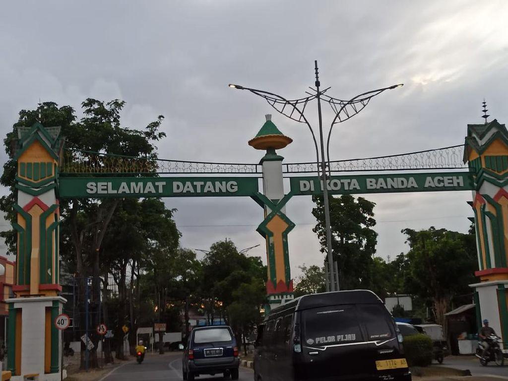 2020, Pertumbuhan Ekonomi Aceh Minus 0,37%