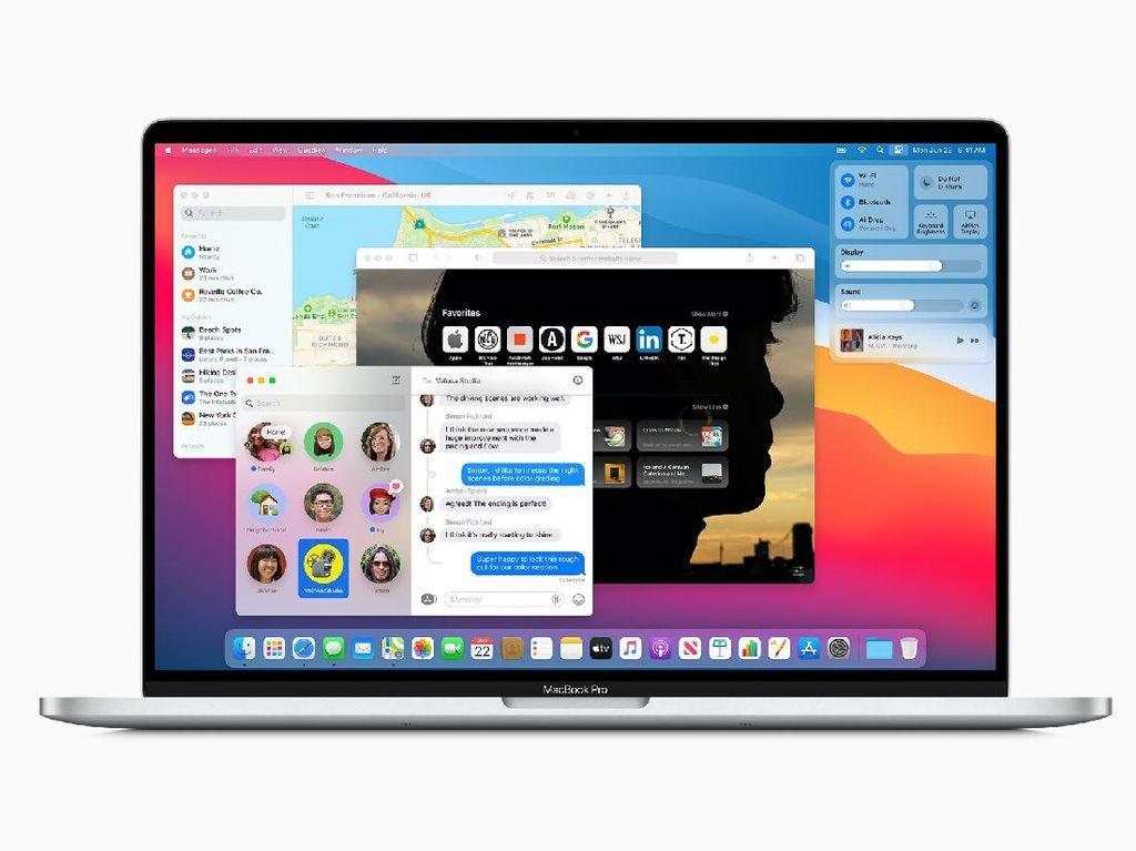 Cara Update macOS Big Sur dan Fitur Barunya