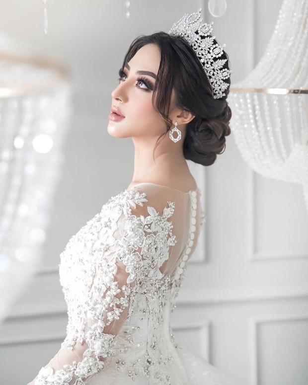 Pesona calon istri Ali Syakieb