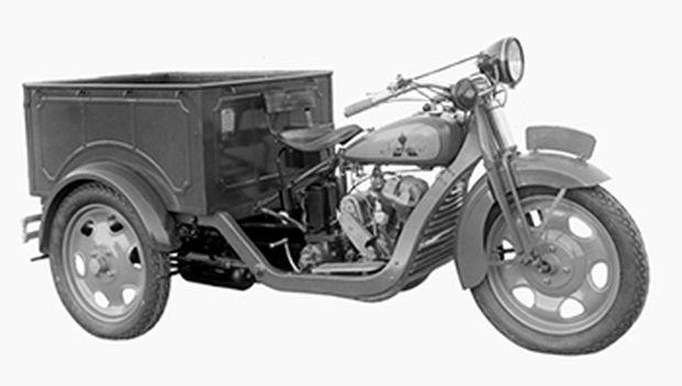 Sepeda motor roda tiga Mazda-go adalah kendaraan produksi massal pertama Mazda pada 1931.