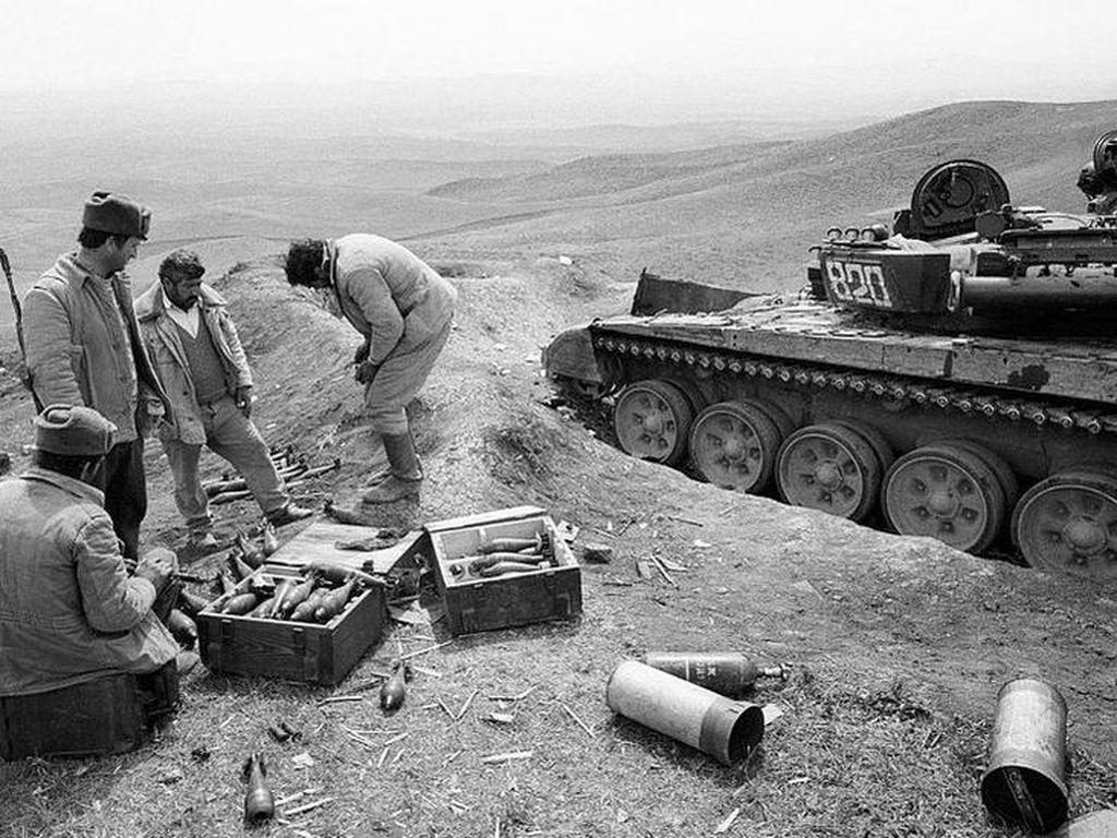 Rusia Sapu Ranjau di Nagorno-Karabakh, 17 Ribu Telah Dinetralkan