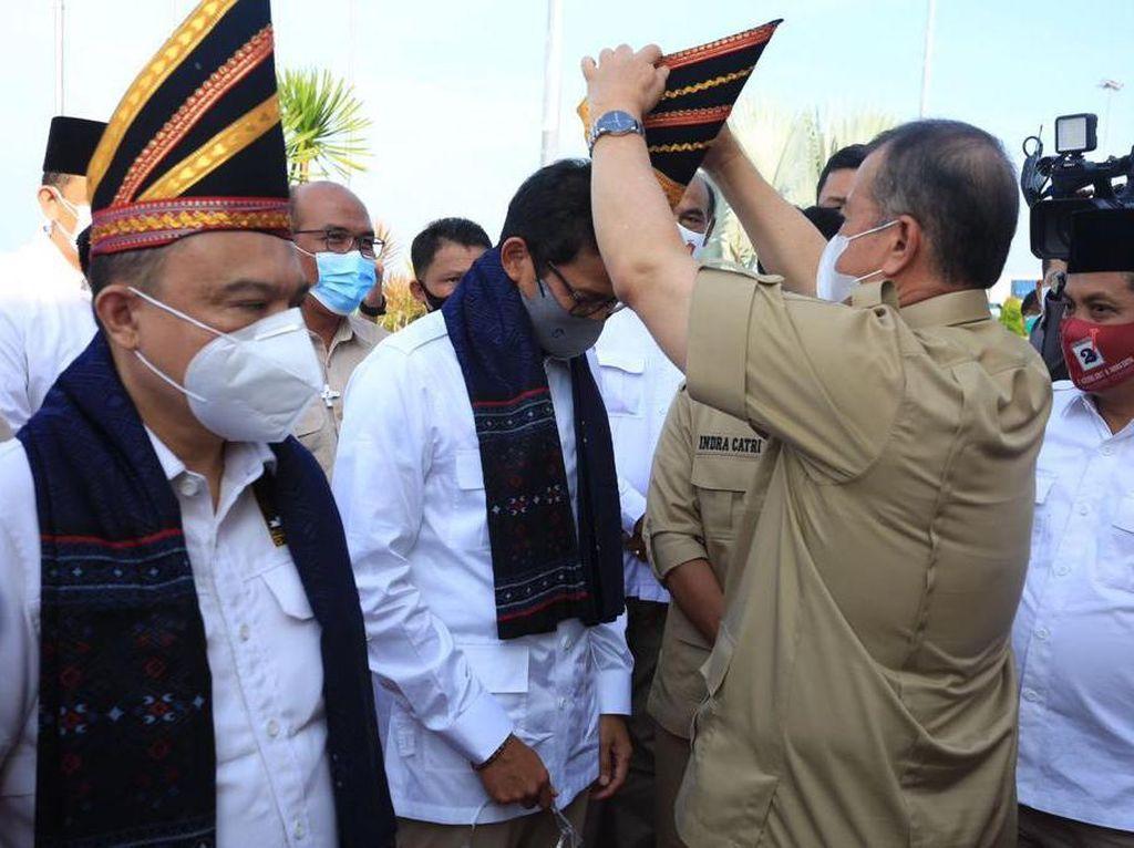 Ketua Harian Gerindra Tegaskan Pentingnya Pilgub Sumbar untuk Prabowo