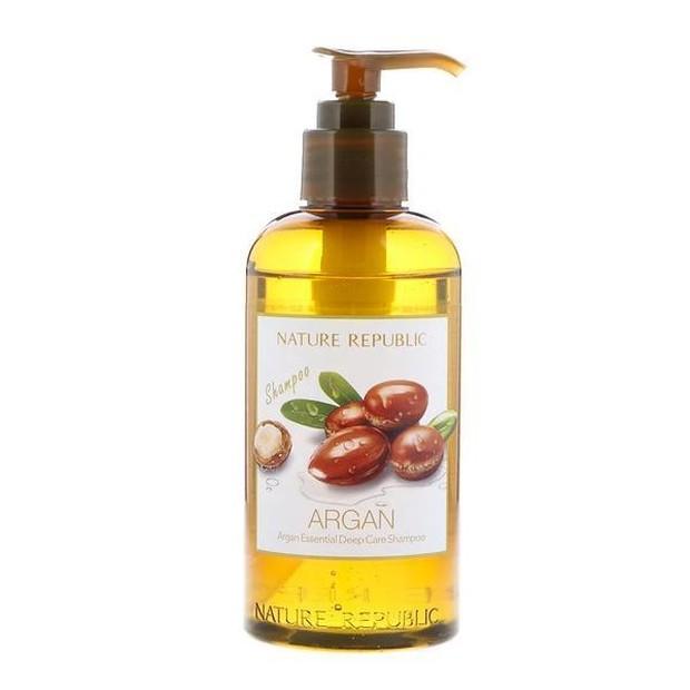 Produk Sampo dari Korea Nature Republic Argan Essential Shampoo/in.althea.kr