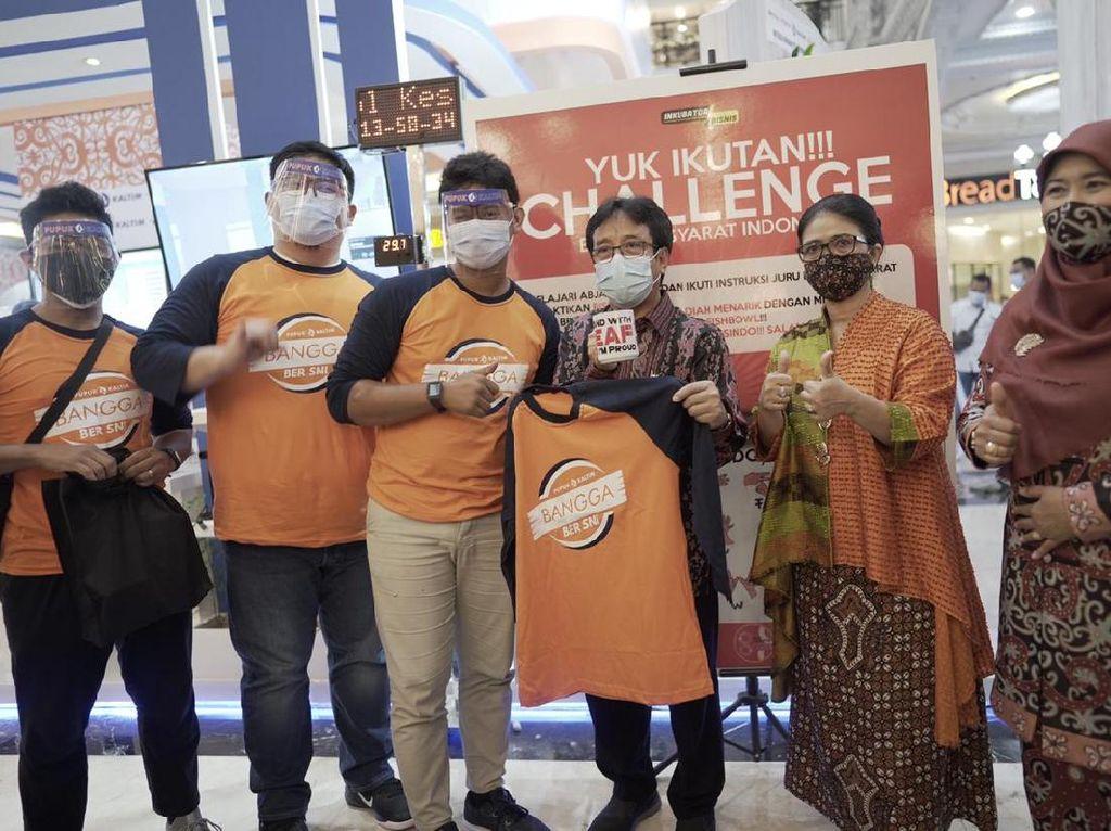 Ikut Indonesia Quality Expo 2020, Pupuk Kaltim Hadirkan Produk Ber-SNI