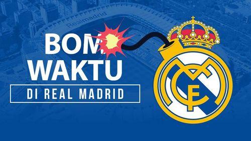 Bom Waktu di Real Madrid
