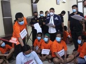 Bapak Pemerkosa Anak Tewas Dikeroyok dalam Sel, 22 Tahanan Jadi Tersangka