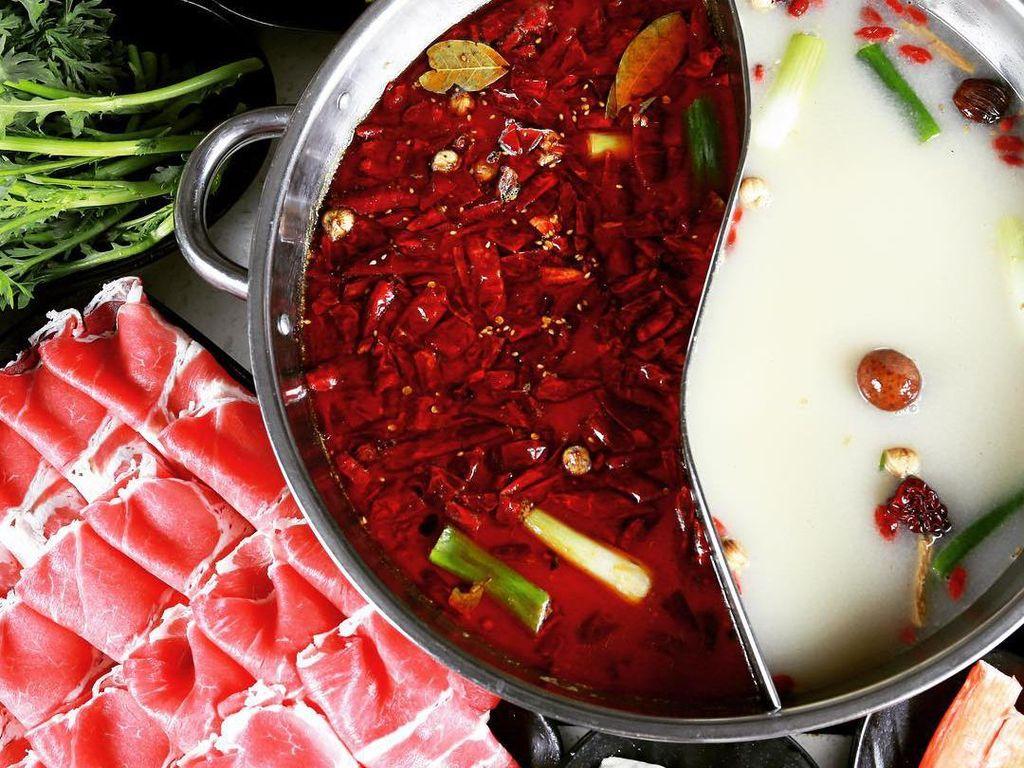 5 Rekomendasi Hot Pot Malatang yang Pedas Berempah
